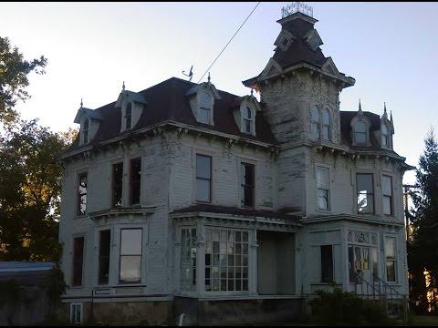 Haunted Michigan Mansion