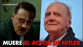 NOTICIA de ÚLTIMA HORA MUER...  el FAMOSO ACTOR que INTERPRETO a HlT...