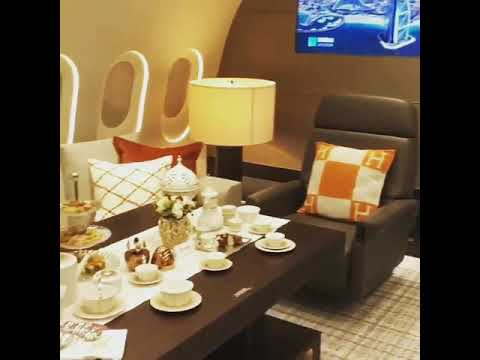 ULTRA VVIP PRIVATE JET