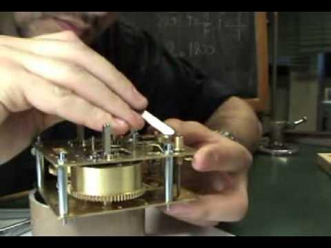 Guantity limitata gamma completa di articoli comprare a buon mercato Watchmaking School Turin; Pendulum - Corso Orologi Torino; Pendolo