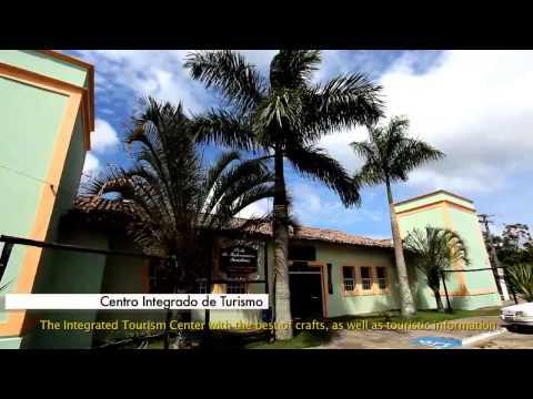 Seaside city of Iguape