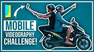 MOBILE VIDEOGRAPHY CHALLENGE! #filmora9