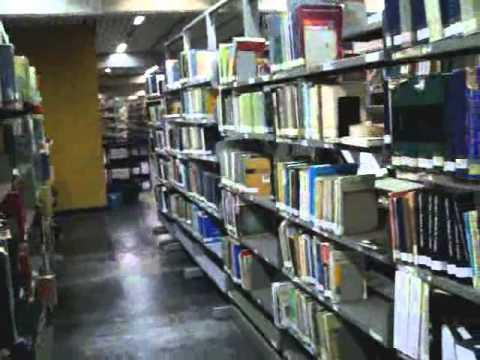 Biblioteca Central UFPB / Campus I / João Pessoa