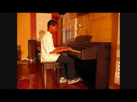 "Malik Rice Performs ""Olympic Procession"" for Piano by Willard Palmer"