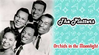 The Platters - Orchids in the Moonlight