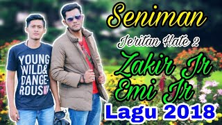 Jeritan Hate 2 lagu ZAKIR_Jr terbaru #COVER LIRIK OFFICIAL VIDEO