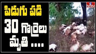 Breaking News : కరీంనగర్ లో భారీ వర్షం | hmtv