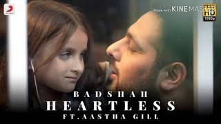 Heartless - Mp3 Song Badshah ft. Aastha Gill | Gurickk G Maan | O.N.E. ALBUM