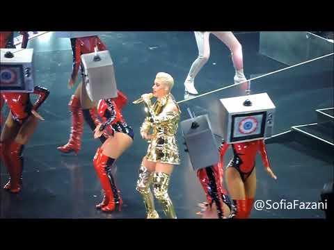 Katy Perry - Chained To The Rhythm (Brazil - São Paulo - 17/03/18)
