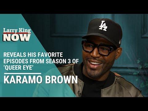 'Queer Eye' Star Karamo Brown Reveals His Favorite Episodes From Season 3 of 'Queer Eye'