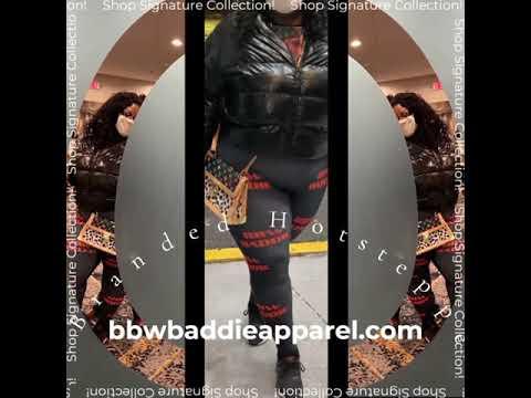 Be A Hot Stepper in our Original Signature BBW BADDIE