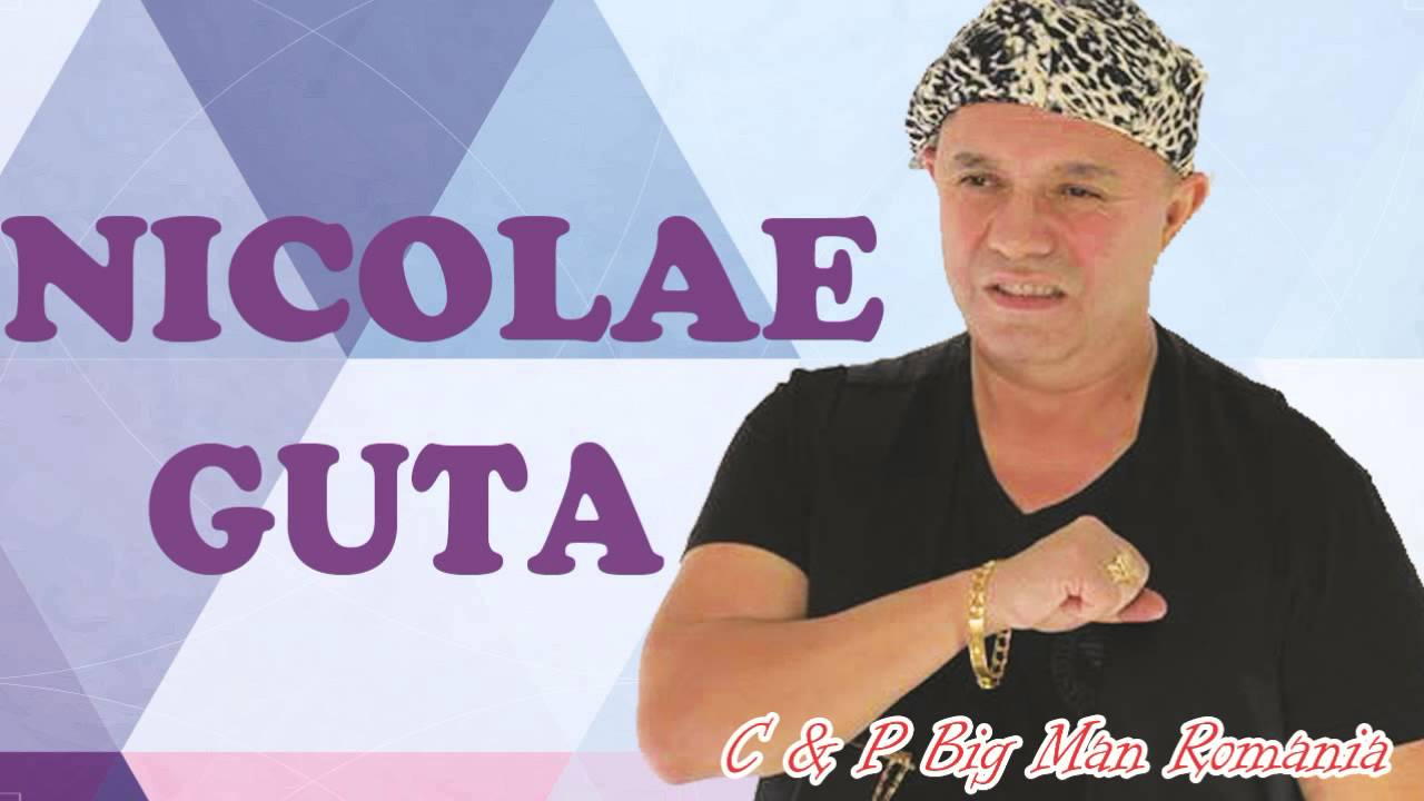 Download NICOLAE GUTA - Mi-e dor de tine (HIT MANELE)