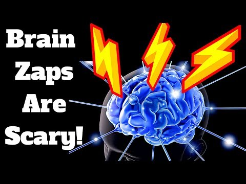 Brain Zaps! - Scary Anxiety Symptom (SUCK)