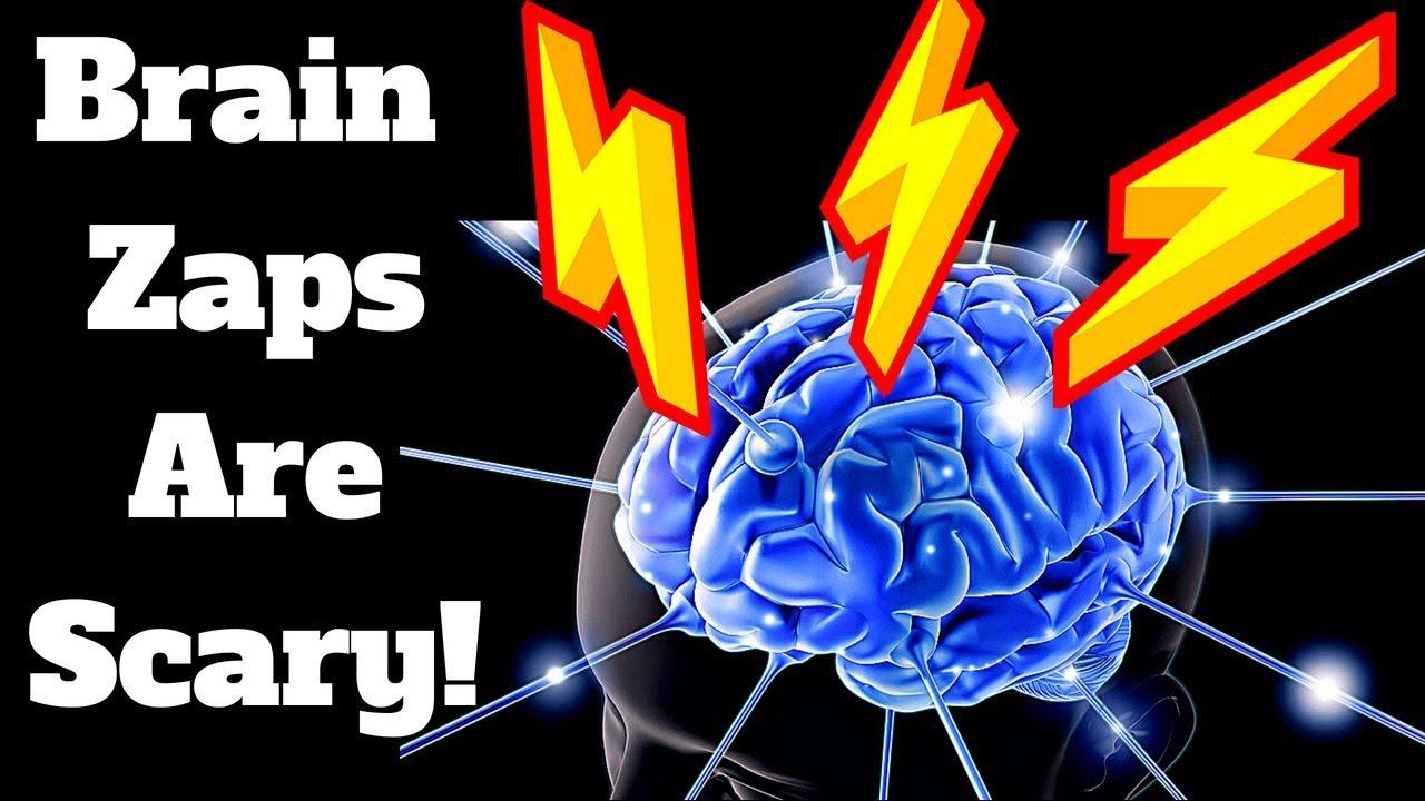 how to make brain zaps go away