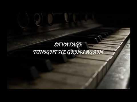 Savatage-Tonight He Grins Again (Lyrics)