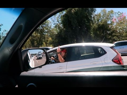 CRAZIEST ROAD RAGE EVER!