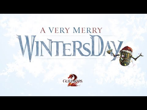 Guild Wars 2 A Very Merry Wintersday