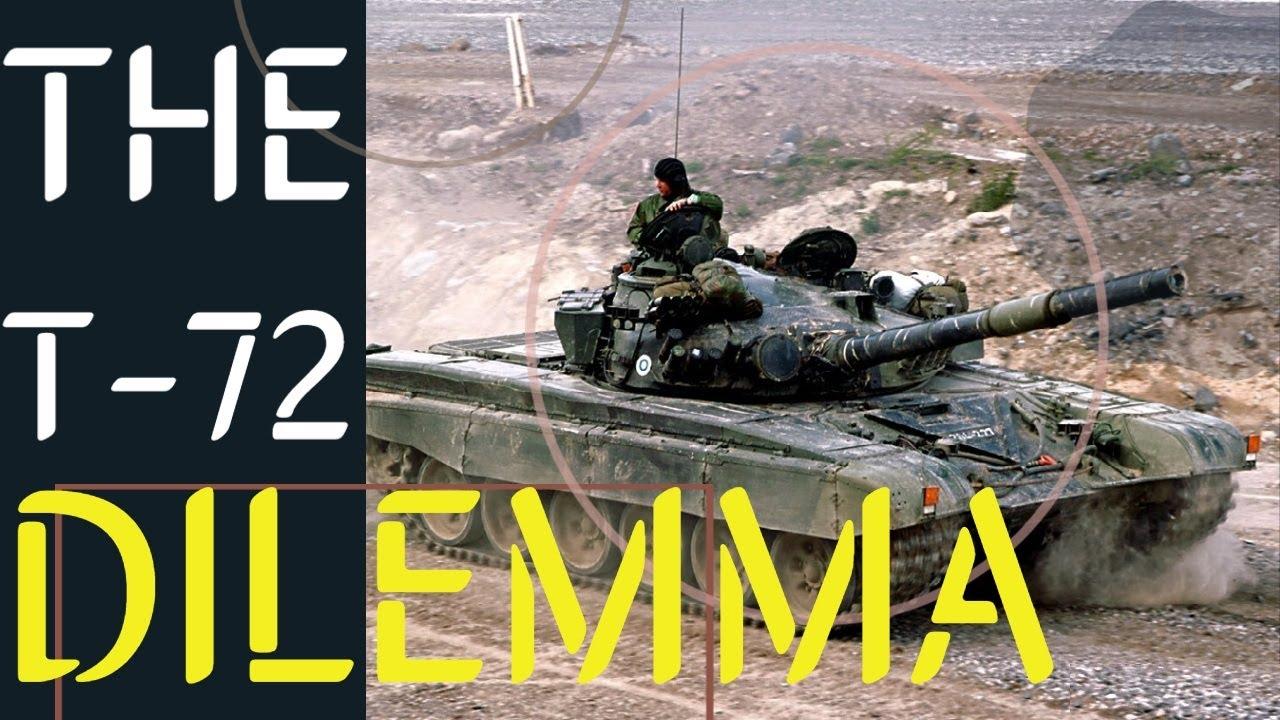 T-72 Main Battle Tank up-gradation challenges