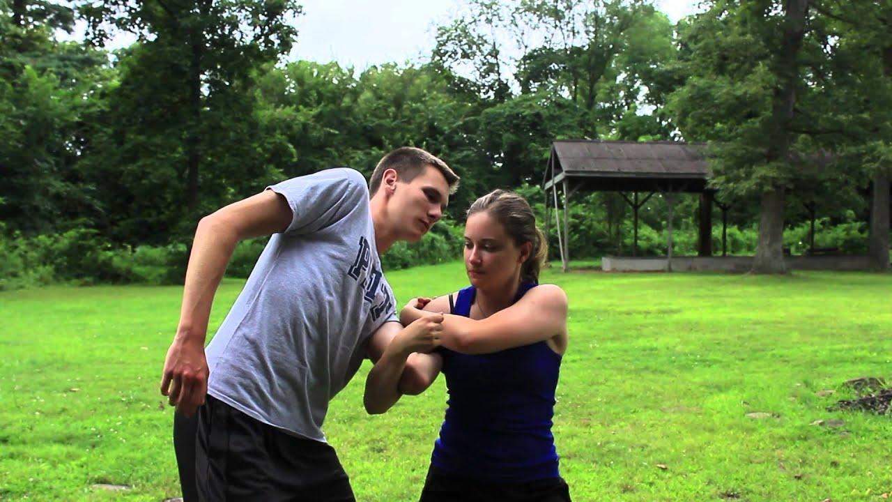 Self defense for girls 45