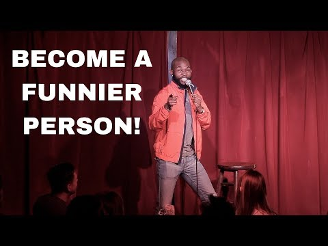 How To Be Funny Like A Comedian