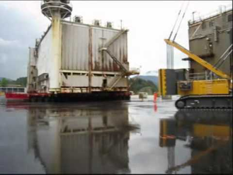 Fagioli - Norway, decommissioning of offshore platforms