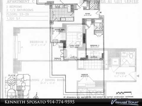 10 City Place White Plains Floor Plan