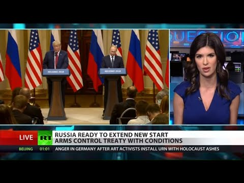 Russia readies START Treaty amid tensions with US