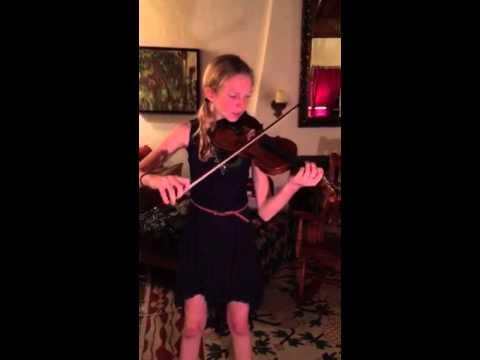 Rory Jackson violin