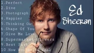 The Best Of Ed Sheeran | Nonstop