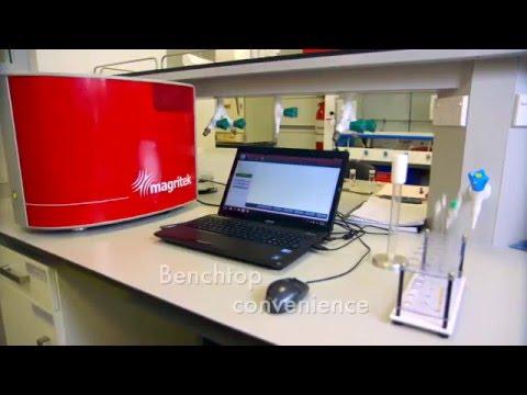 Magritek Spinsolve fast compact NMR Spectrometer