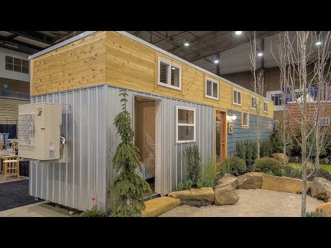 Us 54 900 Tiny Container House Based On 40 Ft 12 M