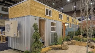 US$54,900 Tiny Container house based on 40 ft (12 m) shipping container