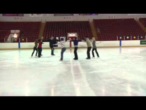 John skating Balackburn 2