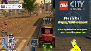 Lego City Undercover: Flash Car Trophy/Achievement - HTG