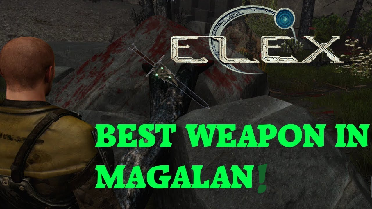 elex how to change weapon