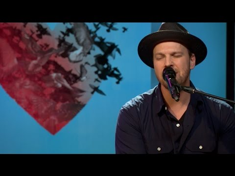 Gavin DeGraw - Something Worth Saving (Live from AOL Build)