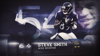 #54 Steve Smith (WR, Ravens) | Top 100 Players of 2015
