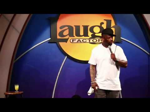 TK The Comedian