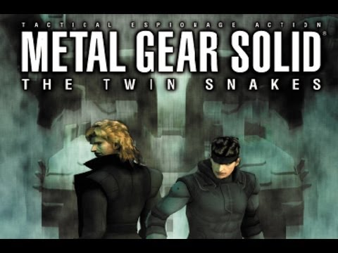 CGRundertow METAL GEAR SOLID: THE TWIN SNAKES for Nintendo GameCube Video Game Review