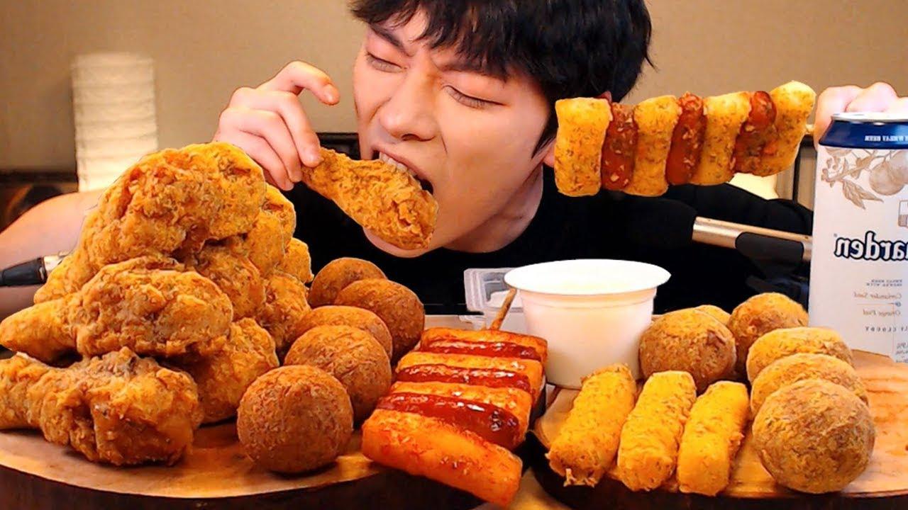 韓国 大 食い ユーチュー バー 女