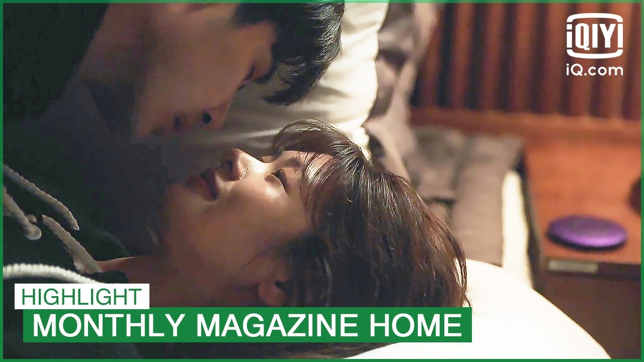 Download Spends a sexy night with her in Ja Sung's imagination | Monthly Magazine Home EP11 | iQiyi K-Drama