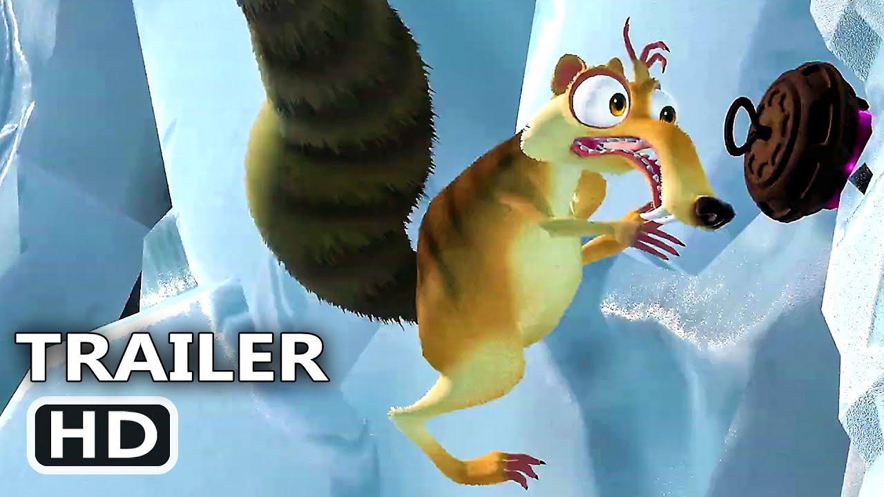 Nutty Squirrel Porno ps4 - ice age scrat's nutty adventure trailer (2019)