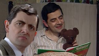 In Bed with Mr Bean! | Mr Bean Full Episodes | Mr Bean Official | Classic Mr Bean