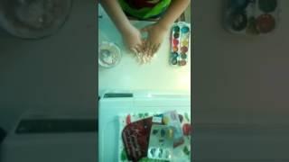 Как сделать солёное тесто в домашних условиях