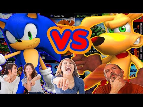 Sonic Gets EVAPORATED By Ty The Tasmanian Tiger Using FACTS And EPIC *This Is So SAD!!!*