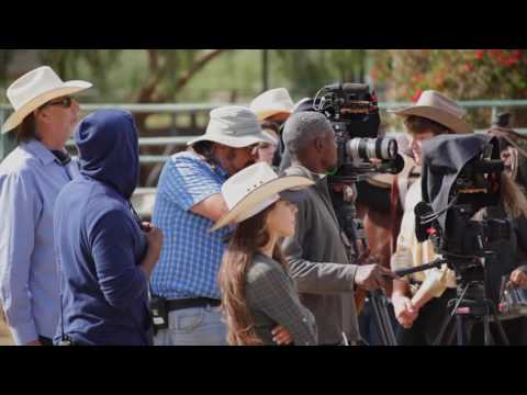 Behind the scenes: Cowgirl's Story Wrap Video