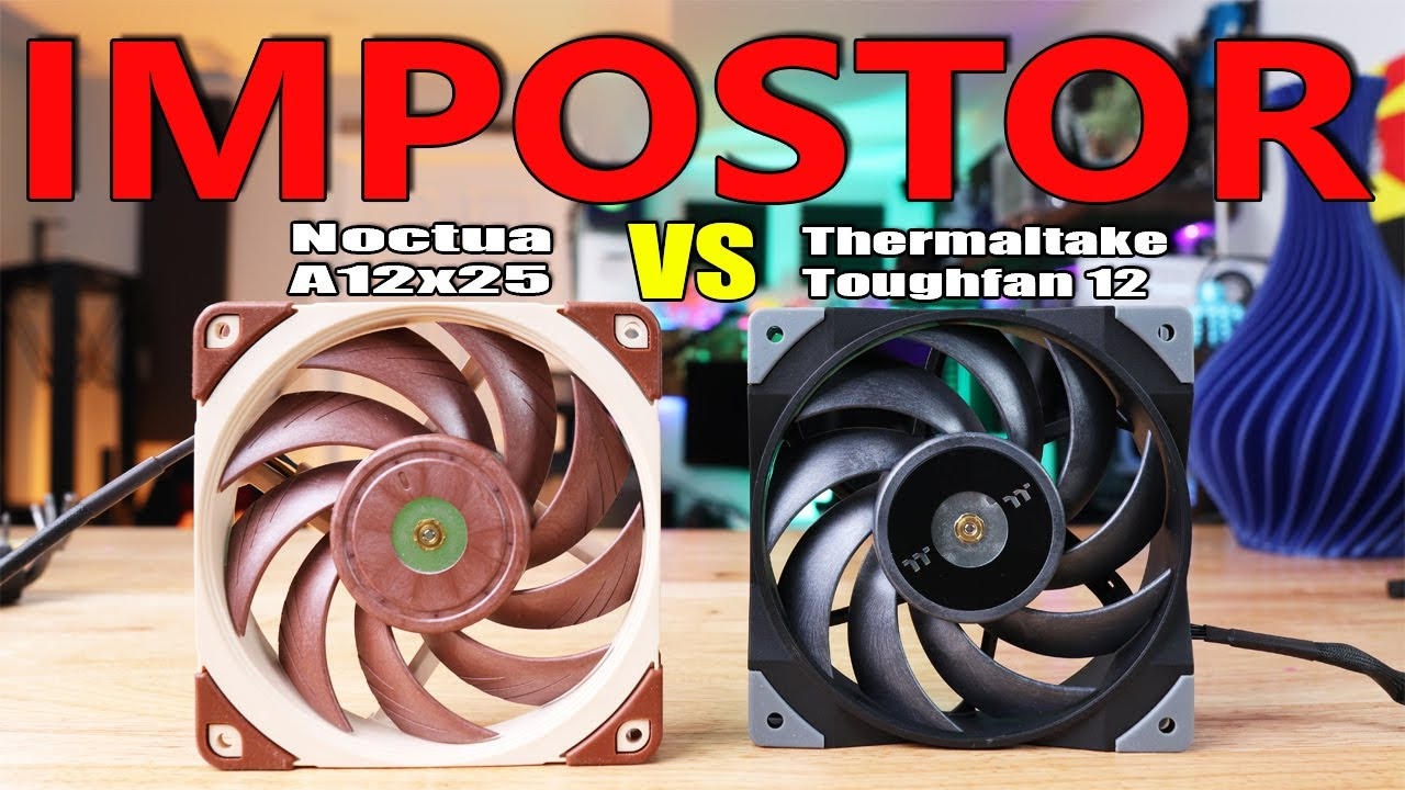 Toughfan 12 VS A12x25 is the copy as good as the ORIGINAL?