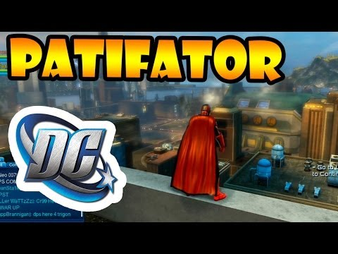 DC UNIVERSE: APRESENTANDO O JOGO NO PS4, CRIE E JOGUE COM SEU HEROI EM UM MULTIPLAYER!