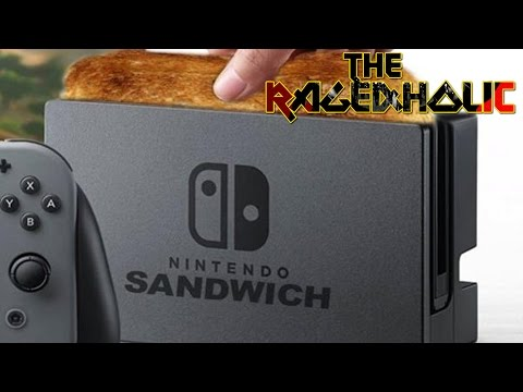 NINTENDO SWITCH Reveal Rant