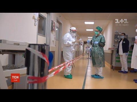 Коронавірус у світі: